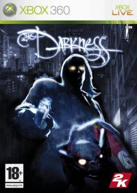 The Darkness (X360) - okladka