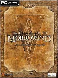 The Elder Scrolls III: Morrowind (PC) - okladka