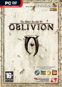 The Elder Scrolls IV: Oblivion (PC) - okladka