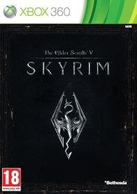The Elder Scrolls V: Skyrim (Xbox 360) - okladka