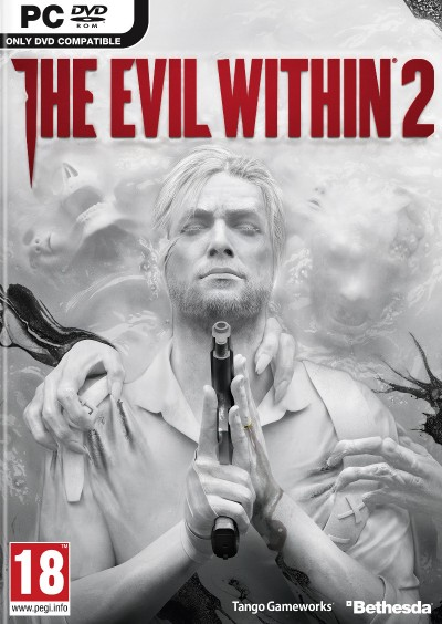 The Evil Within 2 (PC) - okladka