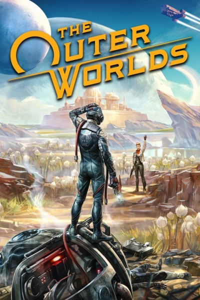 The Outer Worlds (PC) - okladka