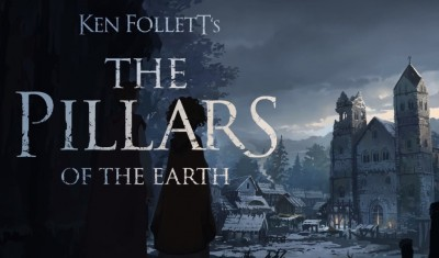 Ken Follett's The Pillars of the Earth (PC) - okladka