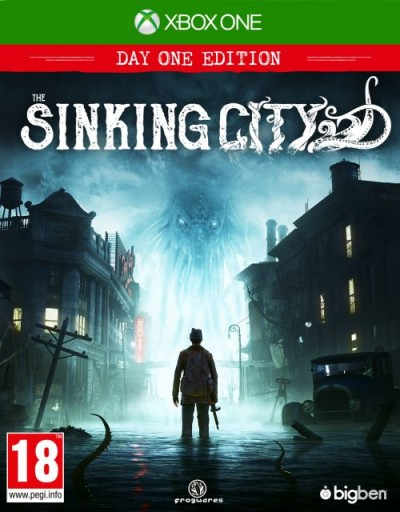 The Sinking City (XBOXONE) - okladka