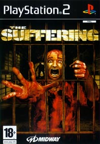 The Suffering (PS2) - okladka
