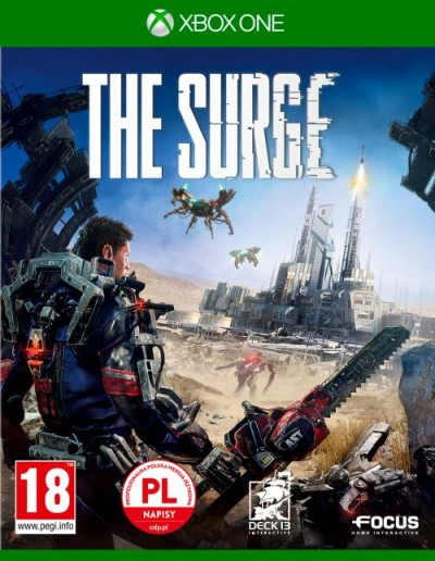 The Surge (Xbox One) - okladka