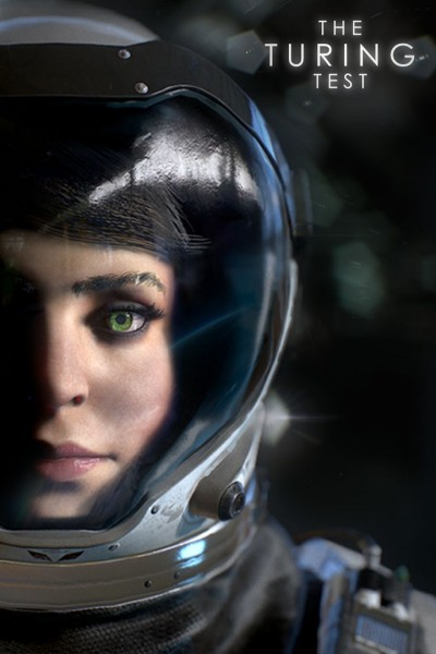 The Turing Test (PC) - okladka