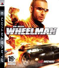 The Wheelman (PS3) - okladka