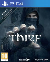 Thief (PS4) - okladka