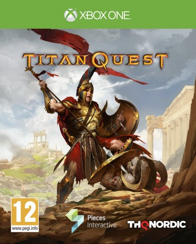 Titan Quest (XBOXONE) - okladka