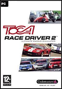 Toca Race Driver 2 (PC) - okladka