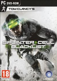 Tom Clancy's Splinter Cell: Blacklist (PC) - okladka