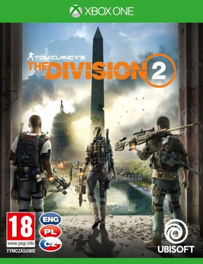 Tom Clancy's The Division 2 (Xbox One) - okladka