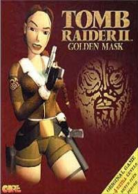 Tomb Raider II: The Golden Mask (PC) - okladka
