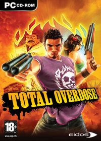 Total Overdose (PC) - okladka