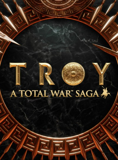 Total War Saga: TROY (PC) - okladka