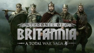 Total War Saga: Thrones of Britannia (PC) - okladka