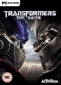 Transformers: The Game (PC) - okladka
