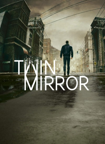 Twin Mirror (PS4) - okladka