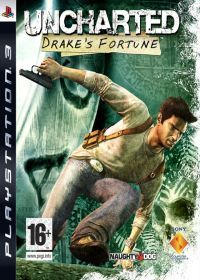 Uncharted: Drake's Fortune (PS3) - okladka