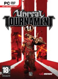 Unreal Tournament 3 (PC) - okladka