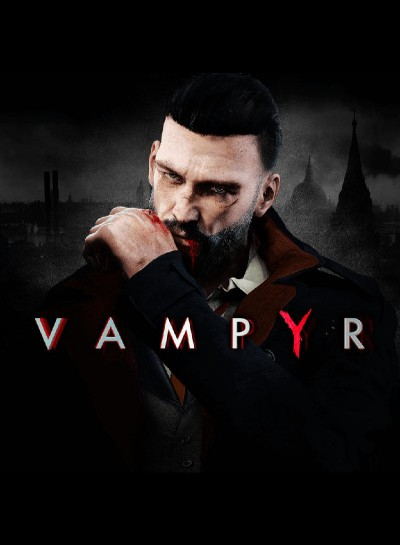 Vampyr (SWITCH) - okladka