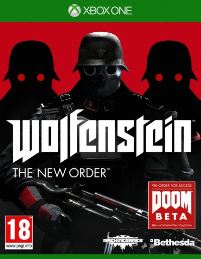 Wolfenstein: The New Order (Xbox One) - okladka