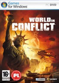 World in Conflict (PC) - okladka