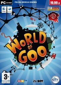 World of Goo (PC) - okladka