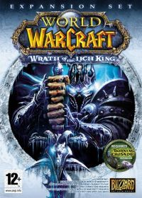 World of WarCraft: Wrath of the Lich King (PC) - okladka