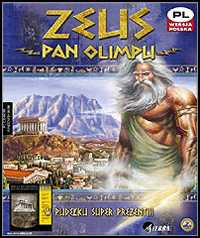 Zeus - Pan Olimpu (PC) - okladka