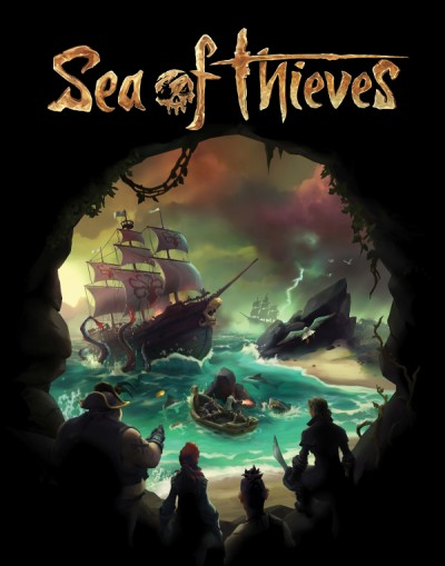 Sea of Thieves (PC) - okladka