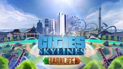 Cities: Skylines - Parklife (XBOXONE) - okladka