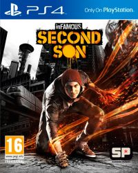 inFamous: Second Son (PS4) - okladka