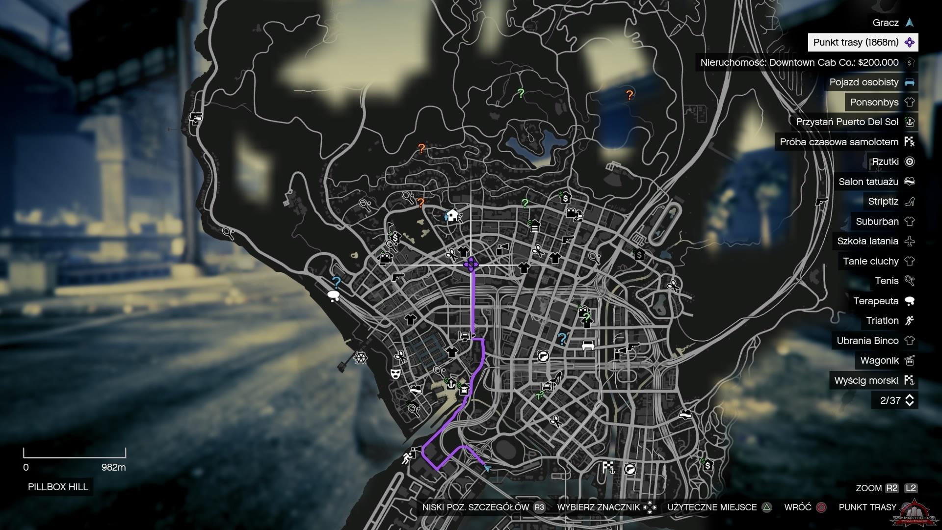 Gauntlet - dział: Solucja - wiki gry Grand Theft Auto V (GTA V