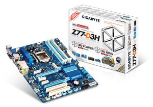 GA-Z77-D3H